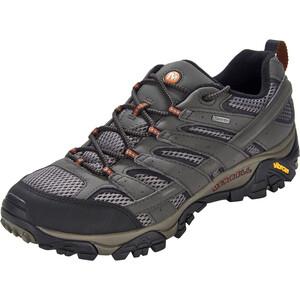 Merrell Moab 2 GTX Chaussures Homme, gris/violet gris/violet
