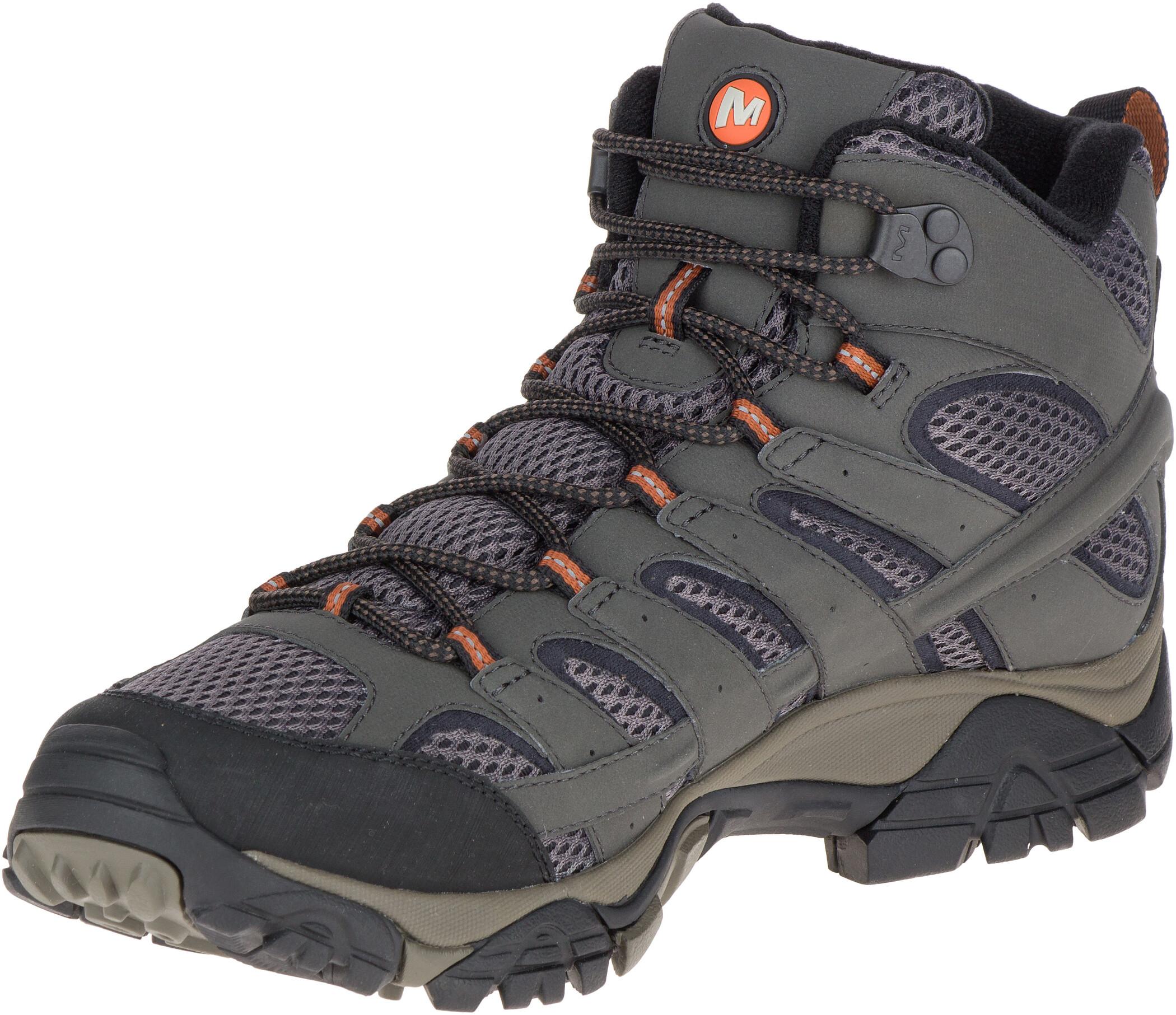 Merrell Moab 2 GTX Mid Cut Schuhe Herren beluga