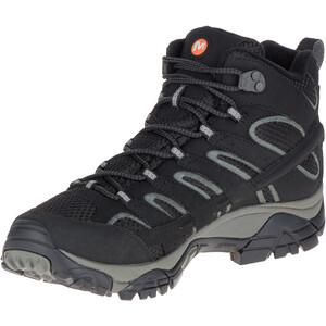 Merrell Moab 2 GTX Mid-Cut Schuhe Herren schwarz schwarz