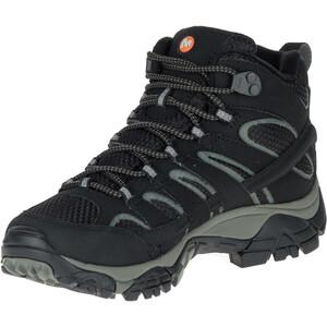 Merrell Moab 2 GTX Mid-Cut Schuhe Damen black black