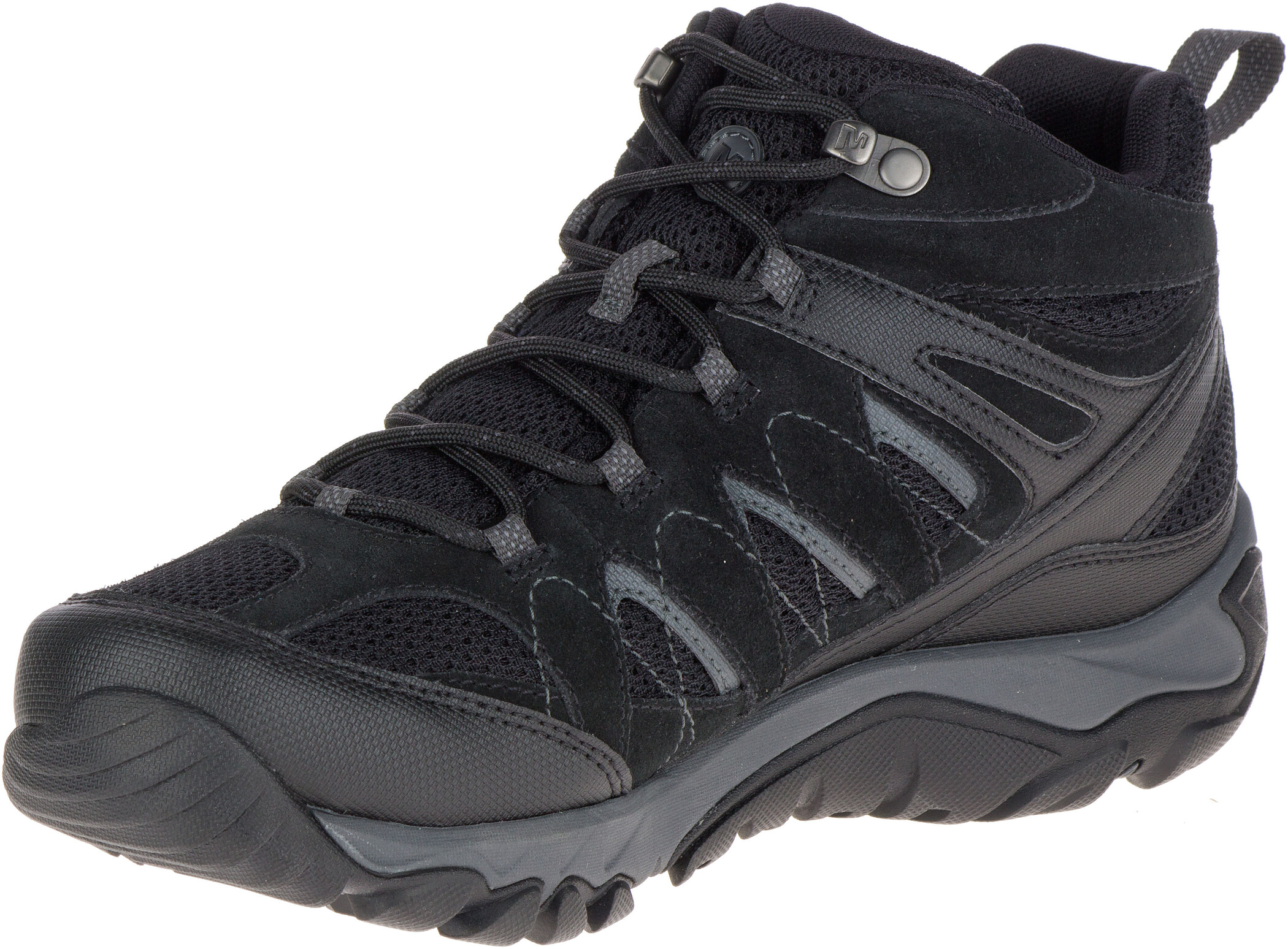 Merrell Outmost MID Vent GTX Schuhe Herren black