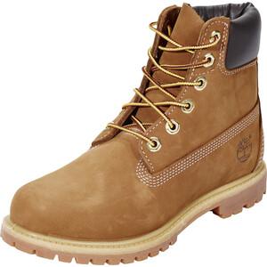"Timberland Premium 6"" Boots Dames, bruin bruin"