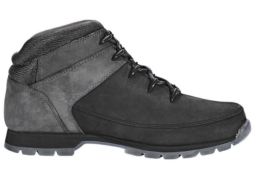 timberland euro sprint hiker chaussures homme noir sur. Black Bedroom Furniture Sets. Home Design Ideas