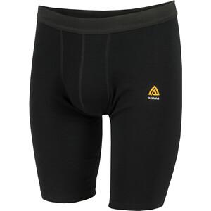 Aclima WarmWool Shorts Herren schwarz schwarz