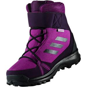 adidas TERREX Snow High-Cut Schuhe Kinder mystery rubycore black/dark burgundy mystery rubycore black/dark burgundy