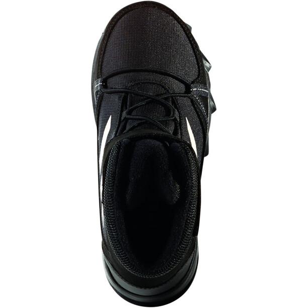 adidas TERREX Snow High-Cut Schuhe Kinder core black/chalk white/grey four
