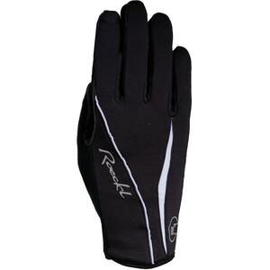 Roeckl Wanda Handschuhe Damen schwarz/weiß schwarz/weiß