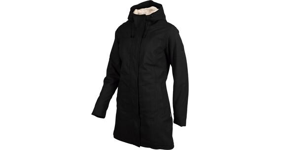elkline apres ski jas dames zwart l voordelig bij outdoor. Black Bedroom Furniture Sets. Home Design Ideas