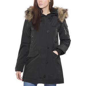 Tenson Himalaya Tundra Jacke Damen black black
