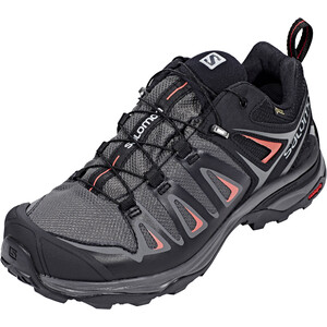 Salomon X Ultra 3 GTX Wanderschuhe Damen magnet/black/mineral red magnet/black/mineral red