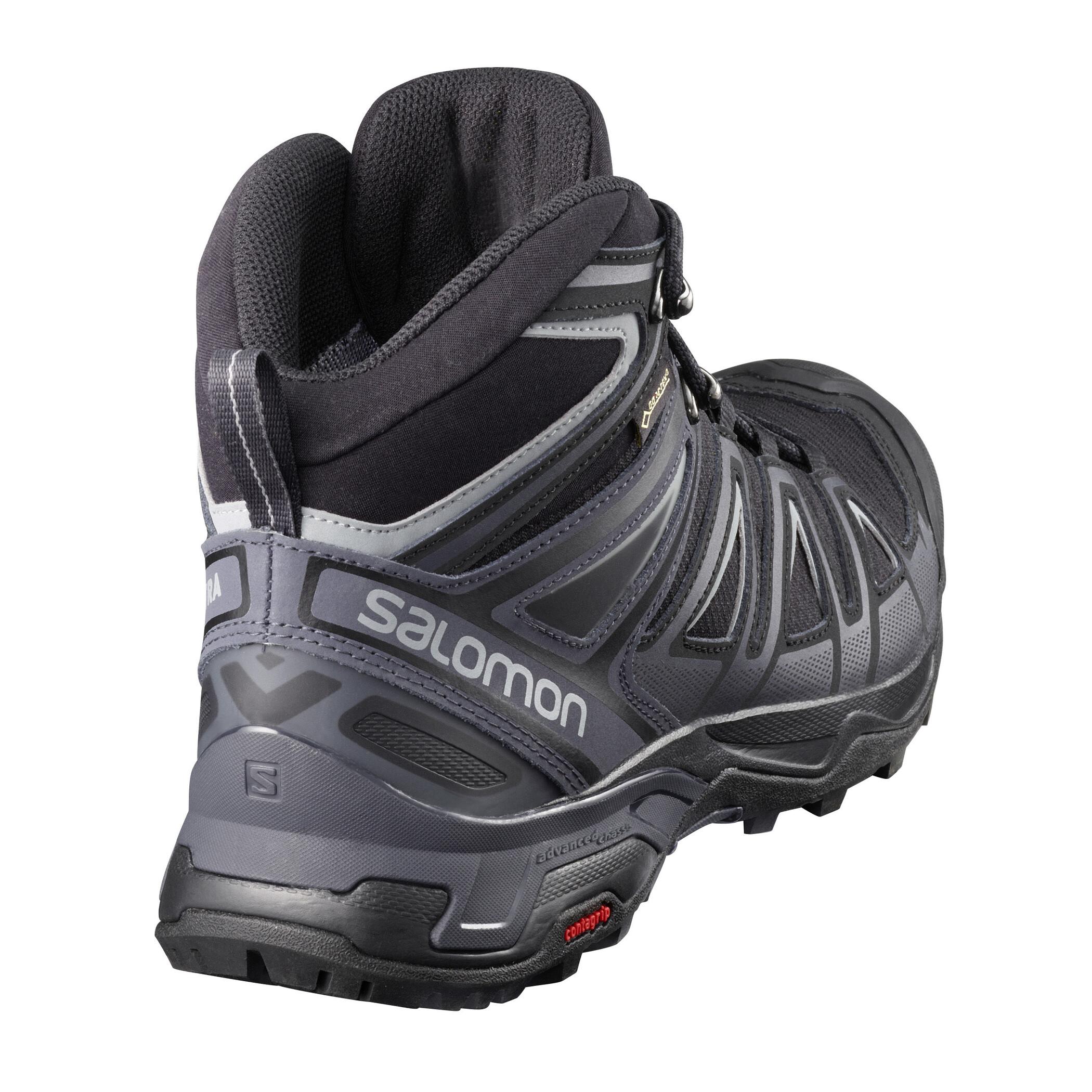 Salomon X Ultra 3 Mid GTX Schuhe Herren blackindia inkmonument