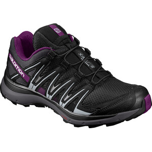Salomon XA Lite Trailrunning Schuhe Damen Black/Magnet/Grape Juice Black/Magnet/Grape Juice