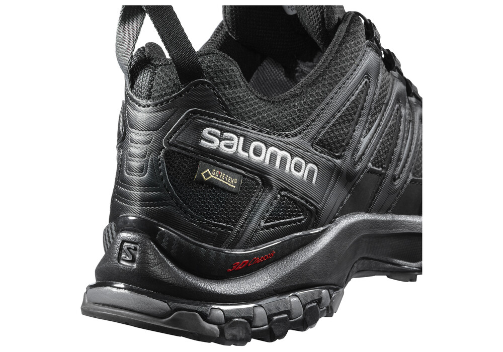 salomon xa pro 3d gtx chaussures running homme gris noir sur. Black Bedroom Furniture Sets. Home Design Ideas