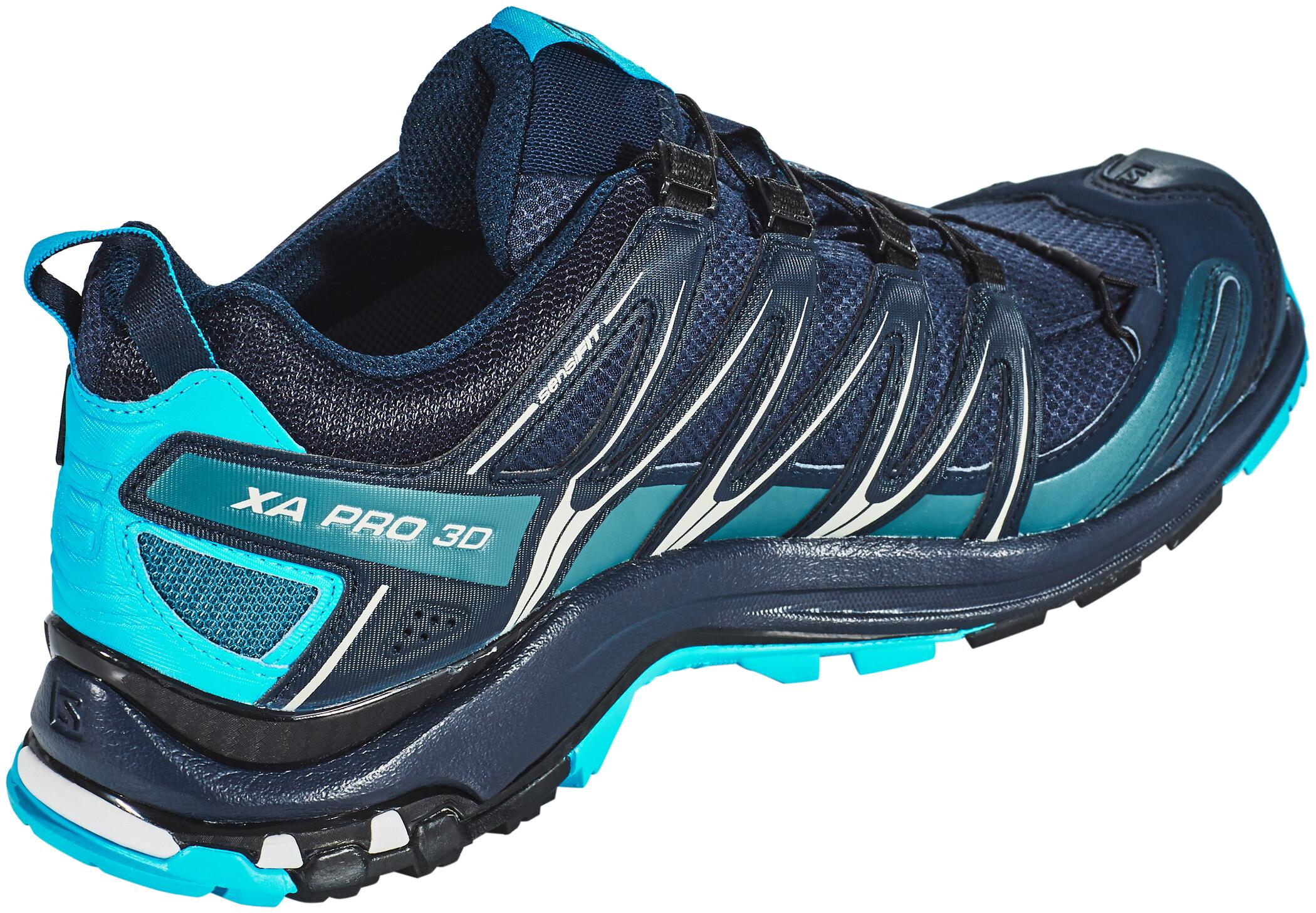 Salomon XA Pro 3D GTX Trailrunning Schuhe Herren navy blazerhawaiian oceandawn blue