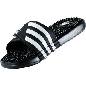 adidas Adissage Slipper Herren black/black/running white black/black/running white