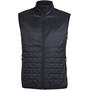 Icebreaker Helix Vest Herr black/black/black