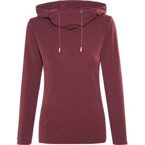 Kühl Kanyon Veste à capuche Femme, rouge rouge