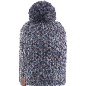 Buff Margo Bonnet tricot intérieur polaire Femme, bleu bleu