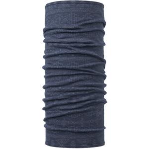 Buff Lightweight Merino Wool Halsrør, blå blå