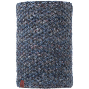 Buff Margo Cache-cou tricot & polaire Femme, bleu bleu