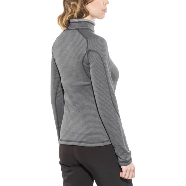 66° North Grettir Jacke Damen lavic grey/black