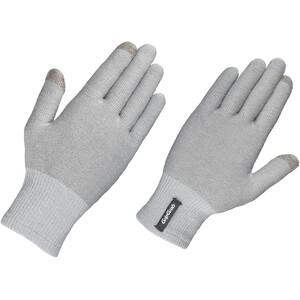 GripGrab Merino Liner Handschuhe grau grau