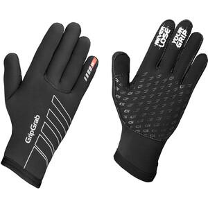 GripGrab Neoprene Regenwetter Handschuhe black black