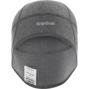GripGrab Skull Cap Hue Damer, grey grey