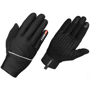 GripGrab Running Thermo Windproof Touchscreen Handschuhe black black