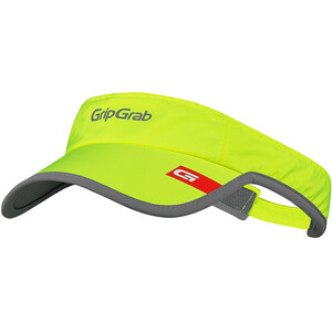 GripGrab Hi-Vis Running Visor fluo yellow fluo yellow