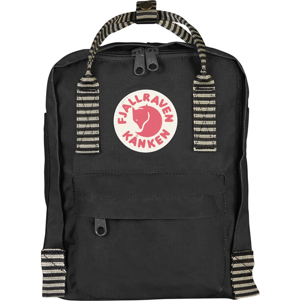 Fjällräven Kånken Mini Backpack Barn black-striped