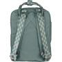 Fjällräven Kånken Mini Backpack Barn frost green/chess pattern
