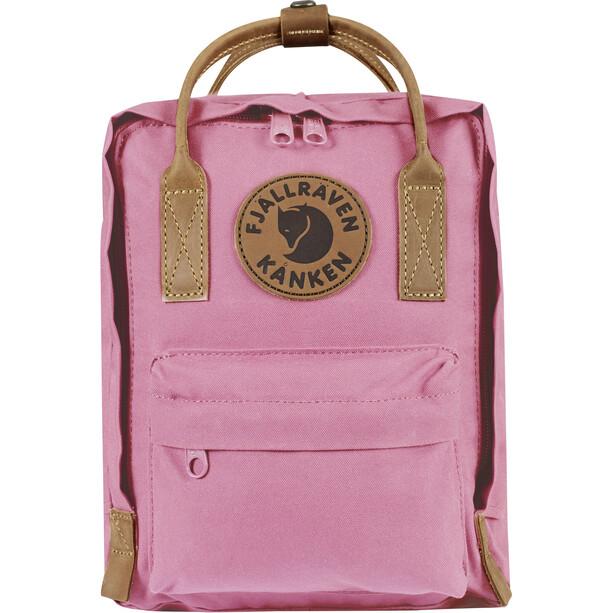 Fjällräven Kånken No.2 Mini Rucksack Kinder pink