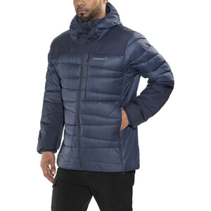 Norrøna Falketind 750 Down Hood Jacket Herr indigo night indigo night