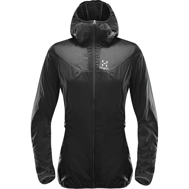Haglöfs Aran Valley Jacket Dam true black