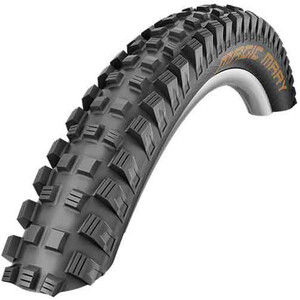 "SCHWALBE Magic Mary wired on タイヤ 27,5"" Addix Bikepark Performance ブラック"