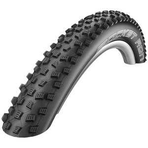 "SCHWALBE Rocket Ron Folding Tyre 27.5"" Addix Performance TLR svart svart"