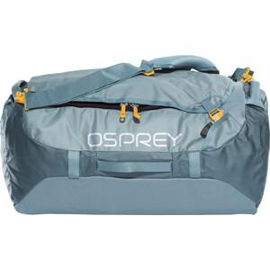 Osprey Transporter 65 Duffel Bag, Azul petróleo Azul petróleo