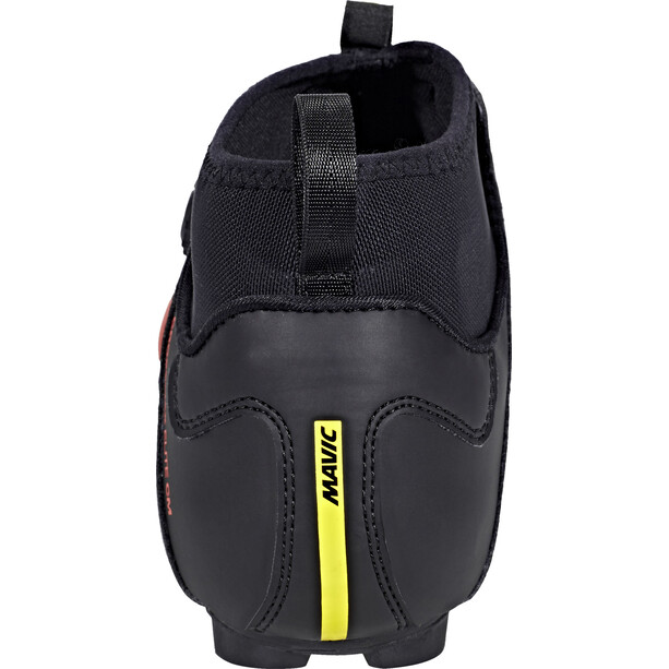Mavic Crossmax Elite CM Schuhe black/fiery red/black