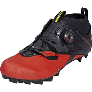 Mavic Crossmax Elite CM Schuhe black/fiery red/black black/fiery red/black