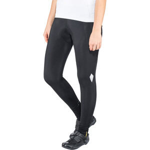 Mavic Sequence Thermo Tights Damen black black