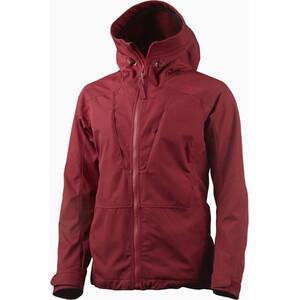 Lundhags Habe Jacket Dam dark red dark red