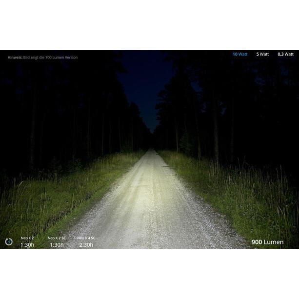 Lupine Neo X 2 Stirnlampe 900 lm FastClick