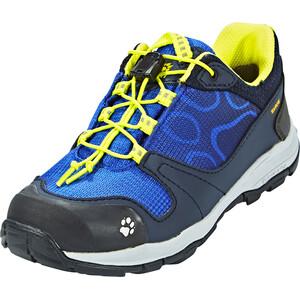 Jack Wolfskin Akka Texapore Low-Cut Schuhe Jungen vibrant blue vibrant blue