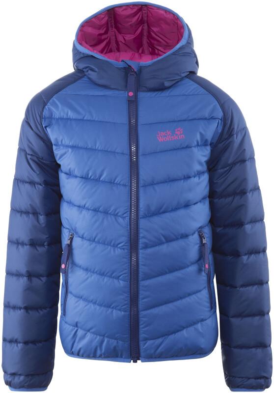 Jack Wolfskin Zenon Jacket Kids royal blue Winterjacken 1604142-1505116