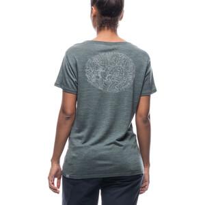 Houdini Activist Message T-Shirt Damen deeper green deeper green