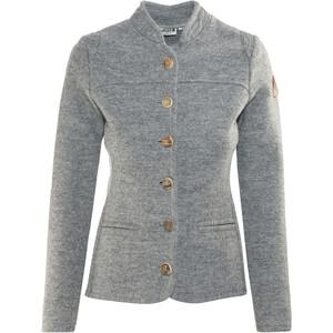Maloja AllegriaM. Alpine Wool Jacke Damen grau grau