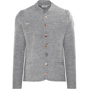 Maloja MilaunM. Alpine Wool Jacket Takki Miehet, grey melange grey melange