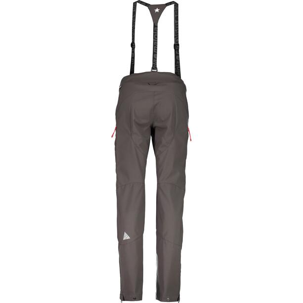 Maloja OdenseM. Softshell Pants Dam charcoal