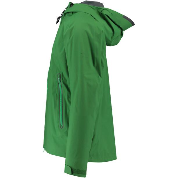 Kaikkialla Anselmi 3L Jacke Herren grün